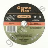 Диск отрезной для стали нержавеющей 180/1,6/22,2 INOX Comfort